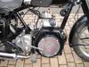 Umbau einer Enfield auf Basis des Rotek 420 ccm Einzylinder Dieselmotors