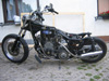 Umbau einer Harley auf Basis des Rotek 812 ccm 2-Zylinder V Dieselmotors