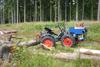 Umbau eines Traktors der Type TZ4K auf Rotek 420ccm Dieselmotor