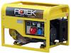 Benzingenerator 7,2 kVA, 230/400 Volt, elektronische Spannungsregelung, 3-Phasig, 4-Takt Benziner, Elektrostart, Betriebsstundenzähler, Version U07