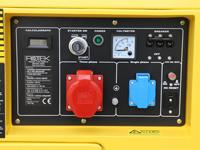 ROTEK GD4SS-3-6000-EBWZ, Bedienpanel