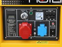 ROTEK GD4-3-6000-EBZ, Frontpanel