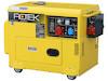 Dieselgenerator 6,0 kW, 230/400 Volt, 3-Phasig, 4-Takt Dieselmotor, Elektrostart, elektronisch geregelte Ausgangsspannung, SuperSilent, Notstromautomatik (ATS Auto Transfer Switch)