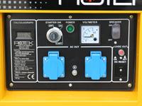 ROTEK GD4-1A-3300-EBZ, Detail Frontpanel