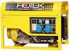 Benzingenerator 7,2 kVA, 230 Volt, 1-Phasig, elektronische Sppannungsregelung, 4-Takt Benziner, Elektrostart, Betriebsstundenzähler, Version U07