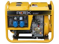 ROTEK GD4-1A-6000-EBZ, Frontansicht