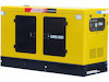 30 kW, 230/400 Volt, 3-Phasig, 4 Zylinder , Elektrostart, SuperSilent, Huafengdongli K4102D1.1 Engine, Minco F2 ECU, TFW2-30BL Alternator, Version YH0809
