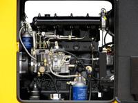 Rotek GD4WSS-3-012kW-YD480-BL - Offene Wartungstür