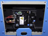 Rotek YHG12SB - Detailansicht Spannungsregler