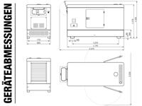 GD4WSS-3-012kW-Y480G-YHG12 Abmessungen