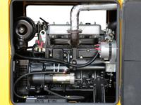 GD4WSS-3-012kW-Y480G-YHG12 Wartungsklappe hinten