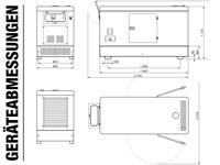 GD4WSS-3-020kW-Y490-YHG20 Abmessungen