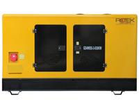 GD4WSS-3-030kW-Y4102D-YHG30 Ansicht hinten