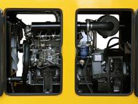GD4WSS-3-030kW-Y4102D-YHG30 Wartungsklappe vorne