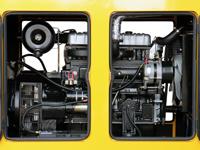 GD4WSS-3-030kW-Y4102D-YHG30 Wartungsklappe hinten