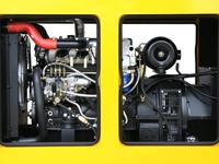 GD4WSS-3-050kW-Y4105ZLD-YHG50 Wartungsklappe vorne