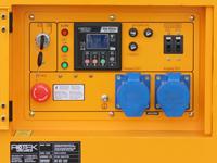 GD4SS-1A-13000-ES Ansicht Bedienpanel