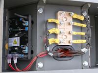 BBW-008-164-KW Klemmfeld und Spannungsregler