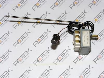 Thermostat für 15kW Heizlüfter 16A 400V