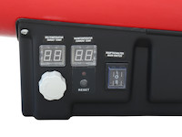 HG-50-230-TI - Abbildung Bedienpanel