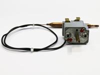Thermostat, 1-phasig, ca. 0-30°C, 230V 16A, passend zu 3kW Heizlüftern oder andere