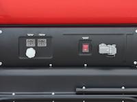 HOI-80-230-TI - Bedienpanel