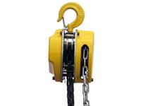 Kettenflaschenzug mit 1 t Hubkapazität und 3 m Hubhöhe, CH-A-01000-03