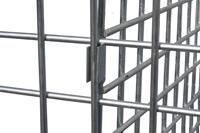 Trennwand für 800x600 mm Palettencontainer, SB-A-ZBT-0800, Detail