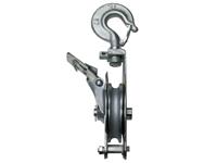 Umlenkrolle für Seilzüge, Seilwinden Modell: UR-A-02000