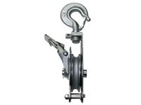 Umlenkrolle für Seilzüge und Seilwinden Modell: UR-A-04000 (Bruchlast 16000kg/16T, Nennlast 4000kg/4T)