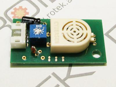 Feuchtesensor, Hygrosensor, Temperatursensor, justierbar, passend zu ACD45/ACD80(CX)