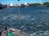 IS65-40-315 beim Kampfmittelräumdienst in der Nordsee