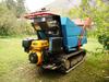 Messersi Transportraupe mit Rotek 420ccm Motor