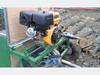 Holzspalter mit Rotek 420ccm Benzinmotor
