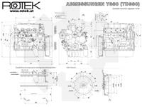 TD380 - Abmessungen