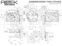 TD480 - Abmessungen