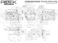 TD4102 - Abmessungen