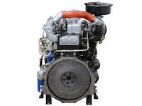 Y495ZPG TD495ZPG Abbildung SAE-Flansch