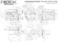 Y4102 Abmessungen