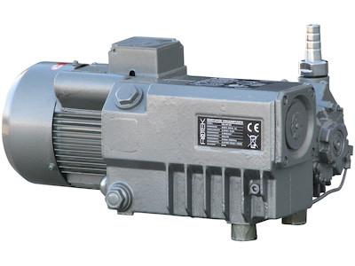 Vakuumpumpe mit 0,9 kW Leistung, PM-VP-20, Frontansicht