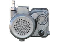 Vakuumpumpe mit 0,9 kW Leistung, PM-VP-20, rechte Seite