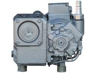 Vakuumpumpe mit 0,9 kW Leistung, PM-VP-20, linke Seite