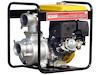 "Benzinmotorpumpe 1800 L/min, 26 Meter, 4"" , 4-Takt 390ccm Benzinmotor, Version DK07"