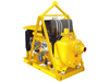SPP-U4 aufgebaut mit Dieselmotor