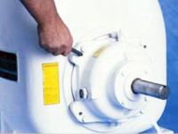 SPP6 - Einfache Pumpenradjustage über externe Stellschraube