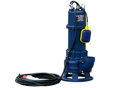 WPET-TCH-01.5kW-400 Schrägansicht