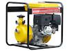 "Benzinmotorpumpe TRASH bis 30mm Fremdkörper, 1300 L/Min, 26 meter, 3"", 4-Takt 390ccm Benzinmotor"