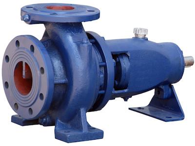 IS80-65-125 - Schrägansicht