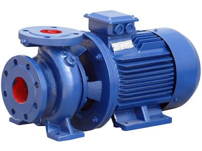 WPEI-CESM80-65-125 - Schrägansicht