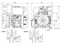 WPD4I-CESM80-65-125-EB Abmessungen